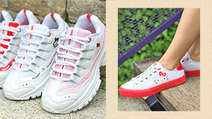 Skechers Is Coming Out With The Cutest Hello Kitty Sneaker Collection