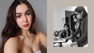 Julia Barretto Files A Case Against Jay Sonza Over Malicious Pregnancy Rumors