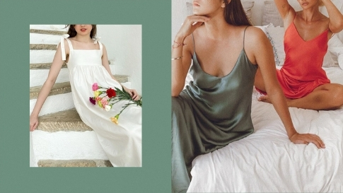 10 Sustainable Dresses From Local Brands You'll Want To Keep Forever