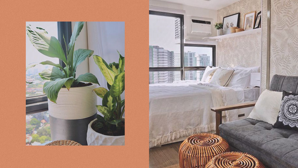 This Beige Nature-Inspired Condo Should Be Your Next Bedroom Peg