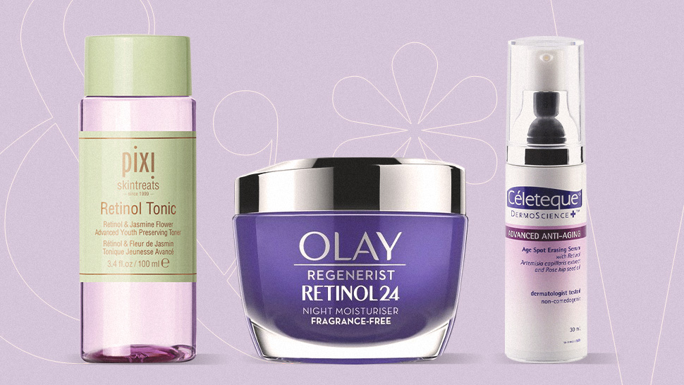 Retinol Products You Can Apply Every Night for Glowing Youthful Skin