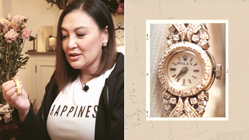 Sharon Cuneta's Luxury Watch Collection Will Make Your Jaw Drop