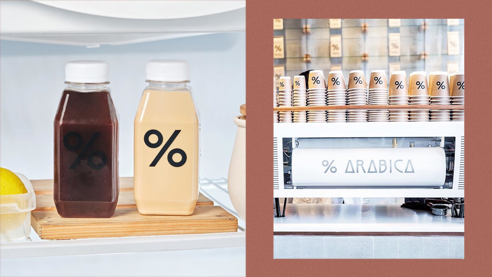 % Arabica Is Bringing Back Their Aesthetic Bottled Coffee Drinks