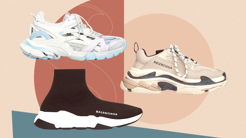 8 Essential Balenciaga Sneakers You Won't Regret Buying