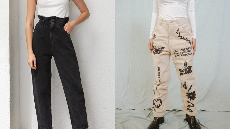 10 Pairs of Denim Jeans Every Girl Should Own