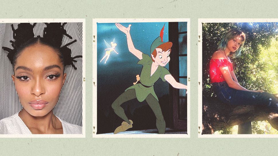 "Disney Is Coming Up With A Live-action ""peter Pan"" And Here's What We Know So Far"