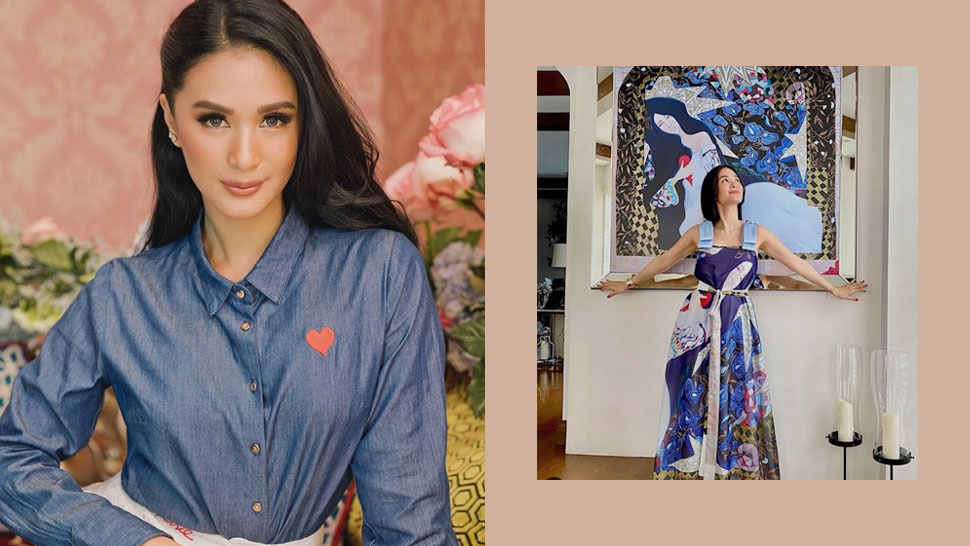 Heart Evangelista Officially Steps Down as Kamiseta's Creative Director