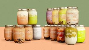 Army Navy Now Offers 15 New Flavors Of Libertea Milk Tea