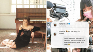 Shaira Luna Reveals What Really Happened Behind Maris Racal's Music Video