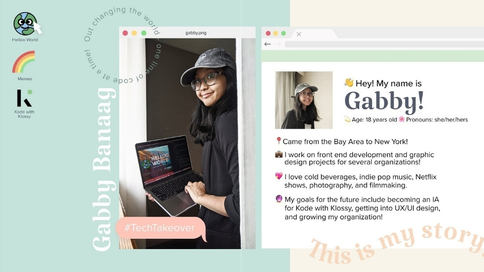This 18-year-old Filipina Coder Got Featured On Karlie Kloss' Ig