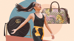 Awra Has An Impressive Designer Bag Collection Filled With Gucci And Louis Vuitton
