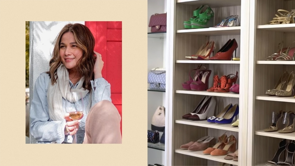 Here's What's Inside Bea Alonzo's Chic Walk-in Closet