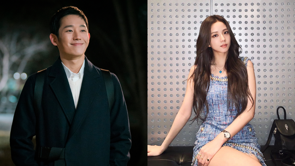 "It's Official: Jung Hae In To Play Jisoo's Leading Man On Upcoming K-drama ""snowdrop"""