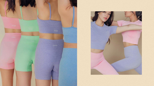 This Local Brand's Activewear Sets Come In The Prettiest Pastel Colors