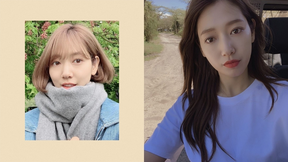 Park Shin Hye Debuts Her Short Hair On Instagram And She Looks 10 Years Younger