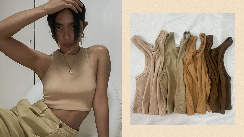 5 Brands To Shop For Nude Tops Like The Ones Of Ida Anduyan