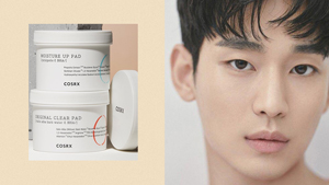 Omg! Kim Soo Hyun Is Now The Face Of Cosrx