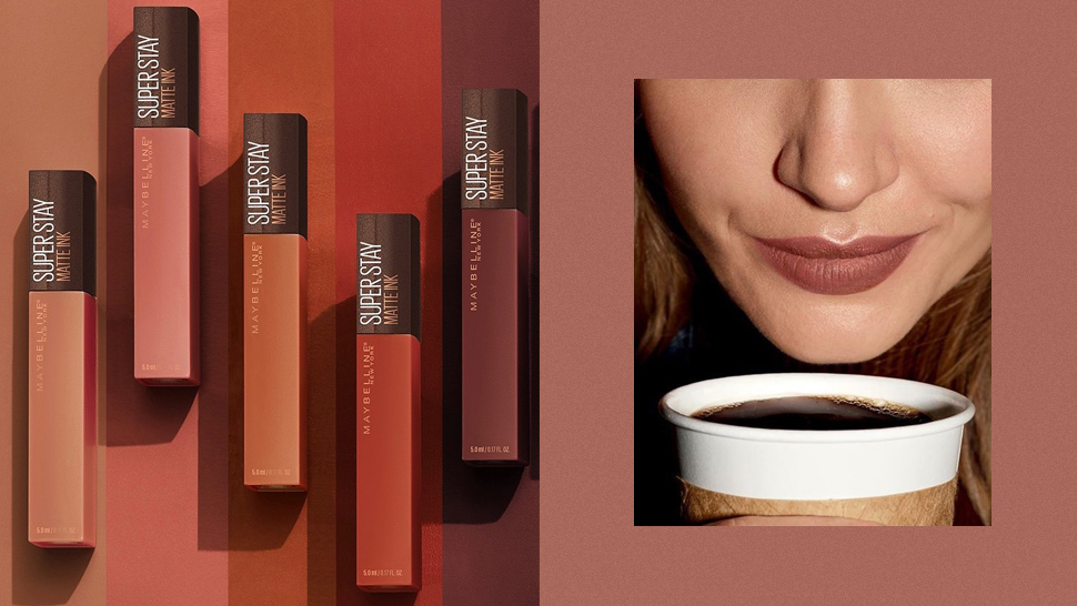 Maybelline Just Released Coffee-inspired Lipsticks And We Want All Shades