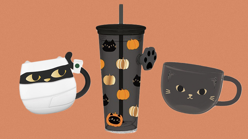 Starbucks Just Released Their Spooky Halloween Collection And We Want Everything