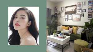 All The Cool Details We Love About Bela Padilla's Cozy, Boho-themed Home