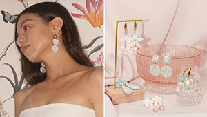 These Under-the-sea Earrings Are The Perfect Addition To A Tropical Chic Ootd