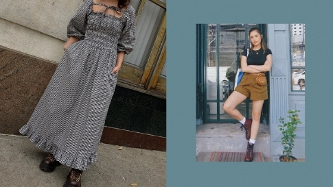 8 Cool And Stylish Outfits To Wear With Combat Boots