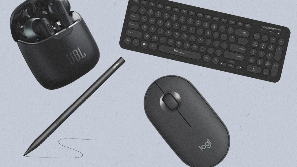 15 Sleek Black Tech Gadgets to Upgrade Your Home Office