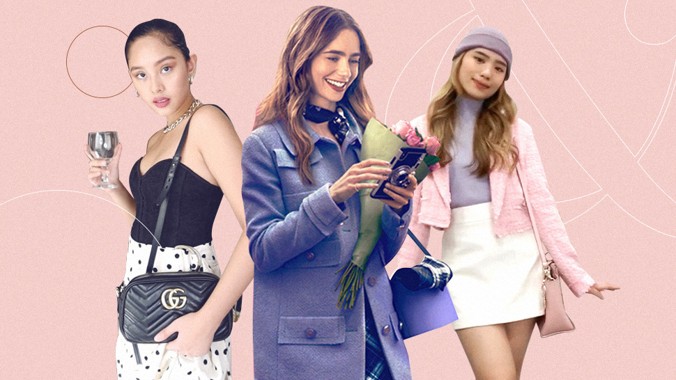 """Check Out These Influencers' Outfits Inspired By """"Emily in Paris"""""""