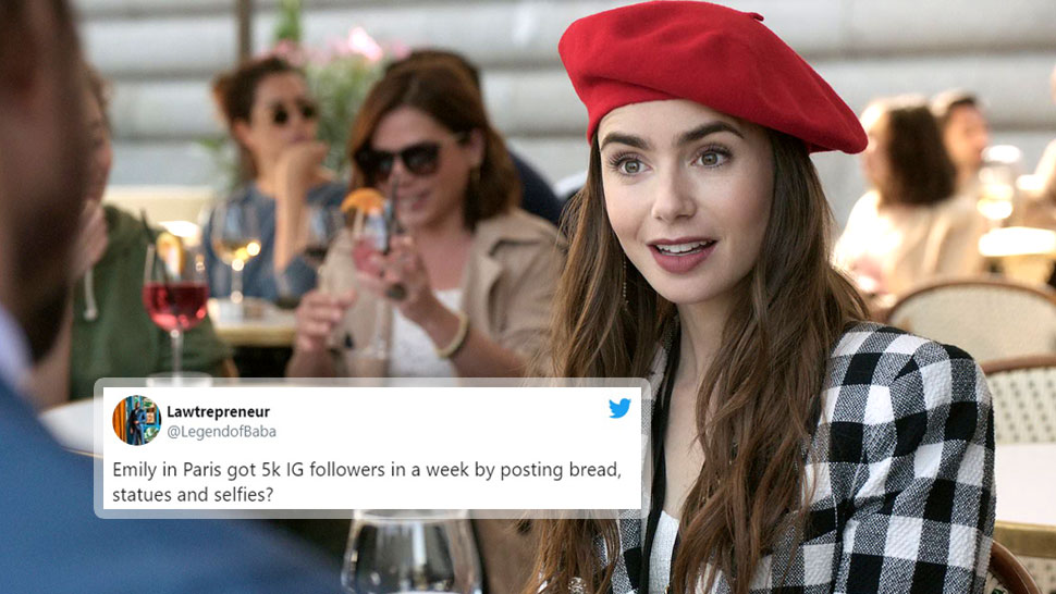 The Internet Is Not Convinced That Emily Cooper Is A Social Media Genius And Here's Why