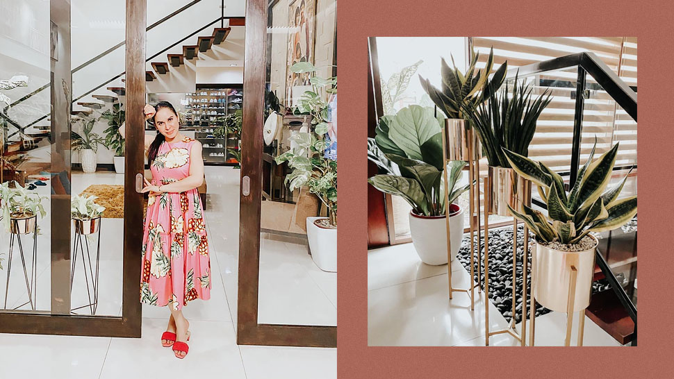 These Are The Exact Plants We Spotted From Jinkee Pacquiao's Collection