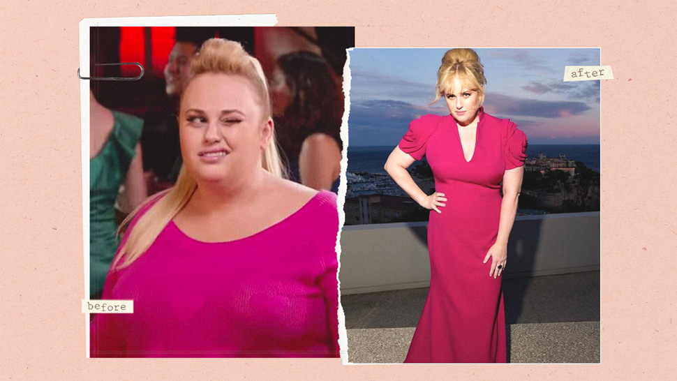 "Forget About Fat Amy—Rebel Wilson Is Now ""Fit Amy"" and She Looks Gorgeous!"