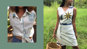 This Palawan-based Brand Makes Chic Dresses And Tops Out Of Flour Sacks