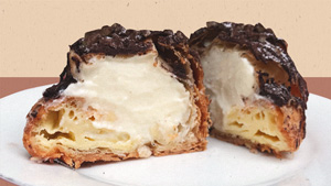 You Can Soon Get Tokyo Milk Cheese Factory's Milk Pie With Chocolate!