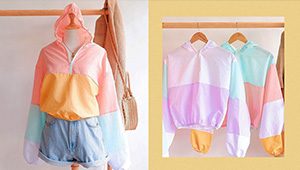 These Pastel Protective Jackets Are Only P399 Each