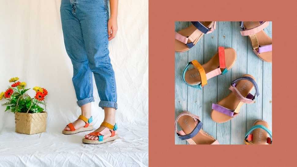 This Local Ig Shop Has Colorful And Comfy Sandals You'll Love