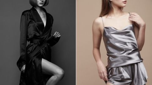 5 Online Shops Where You Can Buy Luxurious Silk Loungewear