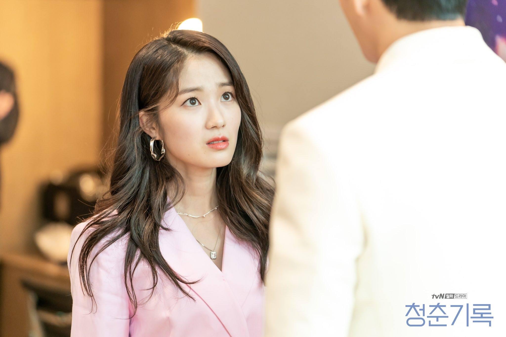 kim hye joon cameo on record of youth