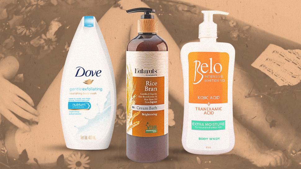 5 Body Washes That Can Help Fade Dark Spots On Your Body