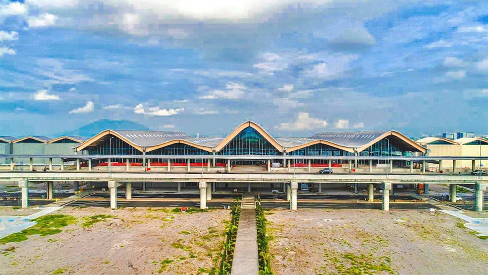 Here's Your First Look at Clark International Airport's Newly-Finished Terminal