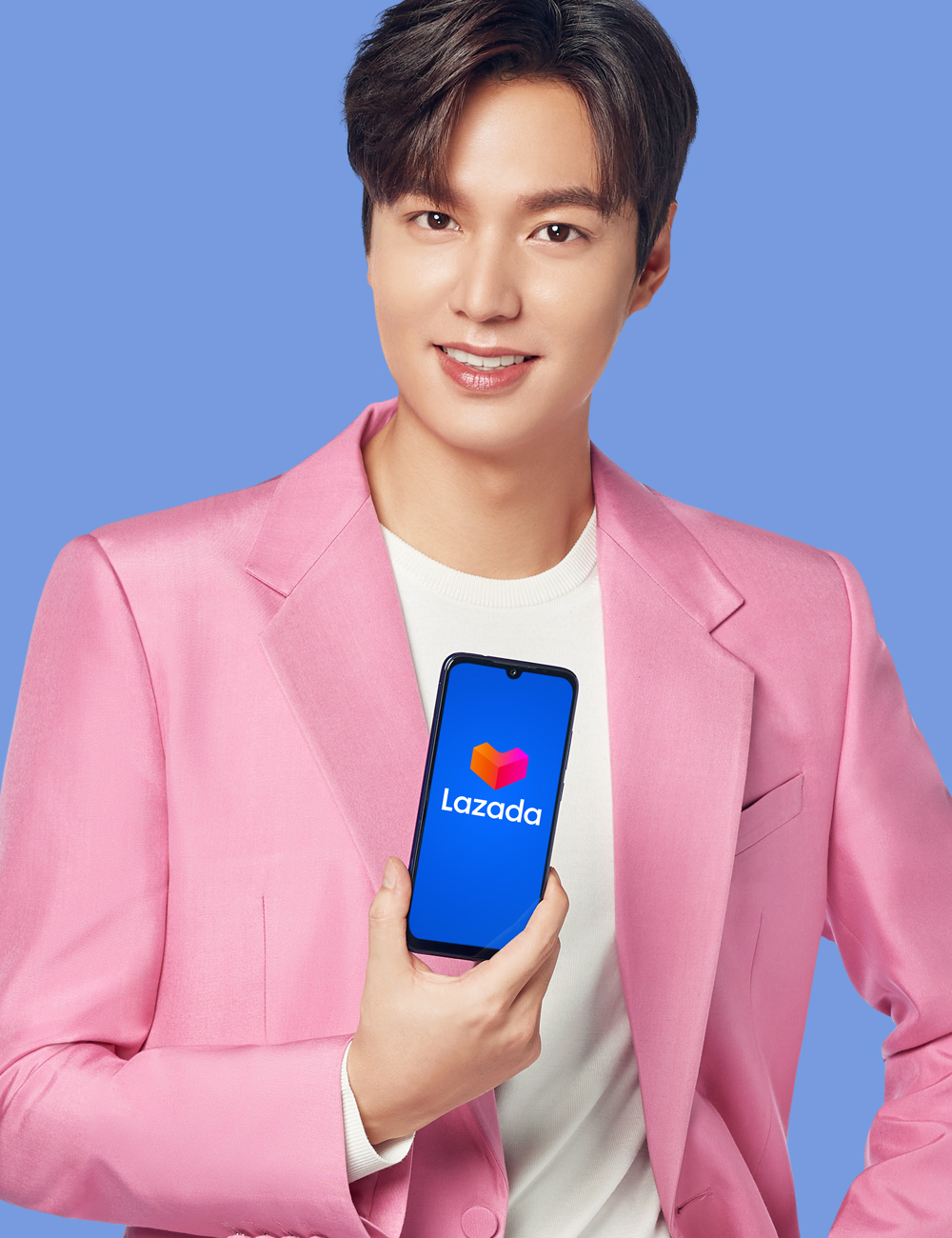 lee min ho for lazada