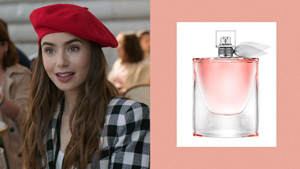 Lily Collins Says This Is The Perfume That Best Reminds Her Of Paris