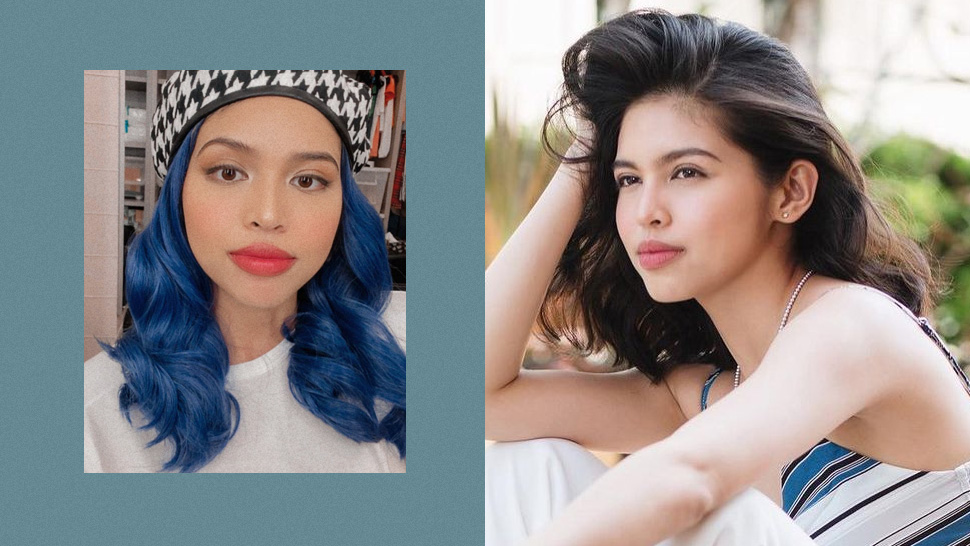 We Can't Get Over How Good Maine Mendoza Looks With Blue Hair