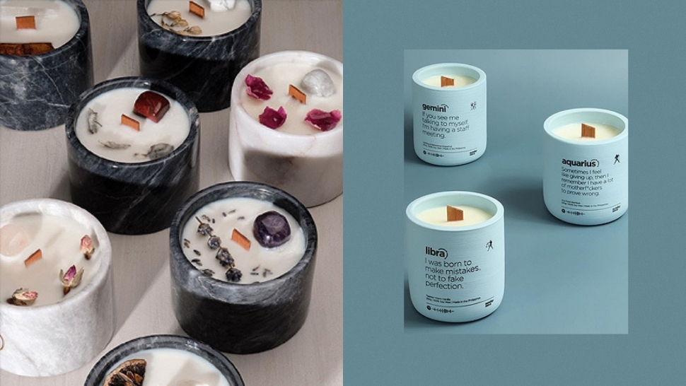 10 Local Online Stores That Sell Aesthetic Scented Candles