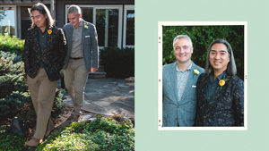 Fashion Designer Rafe Totengco Just Got Married In A Gorgeous Garden Ceremony
