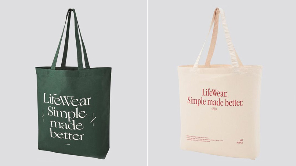 Uniqlo Just Released New Canvas Tote Bags and They're So Aesthetic