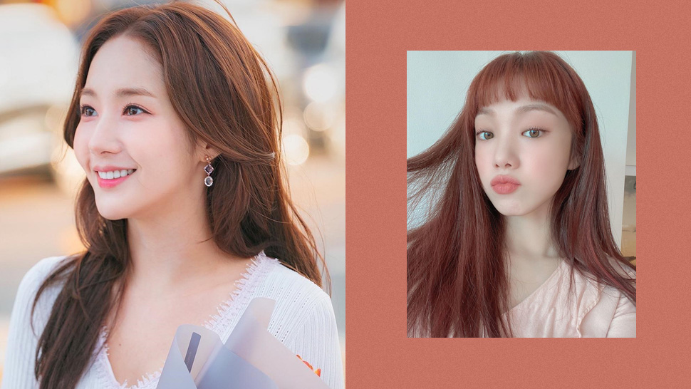 10 Most Popular Korean Hair Colors To Try, As Seen On K-celebs
