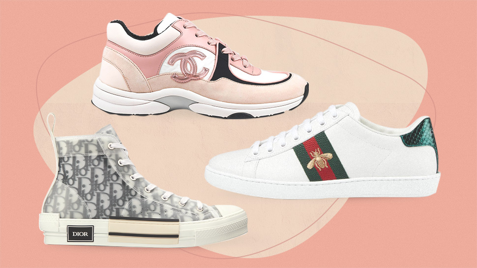 These Are the Most Popular Designer Sneakers, According to a Personal Shopper