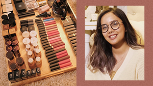 Makeup Artist Anthea Bueno Has A Cool Designer Makeup Collection
