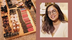 Makeup Artist Anthea Bueno Has A Cool Designer Makeup Collection