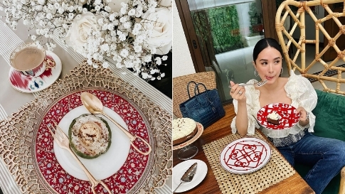Here's How Much Heart Evangelista And Jinkee Pacquiao's Hermes Plates Actually Cost